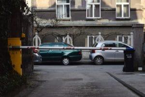 Kontrolirajte pristup Vašem parkirnom prostoru uz naše rampe.