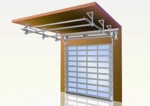 Ova izuzetno brza vrata kombiniraju sve prednosti tradicionalnih sekcijskih vrata i brzih vrata u jednom proizvodu.