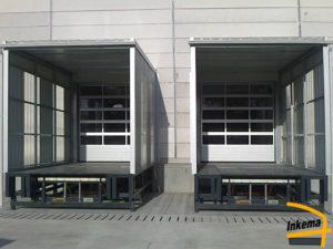 Pretovarne kućice za pretovarni proces koji se odvija izvan samog skladišta.